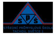 Střední průmyslová škola Tachov, Světce 1 Logo